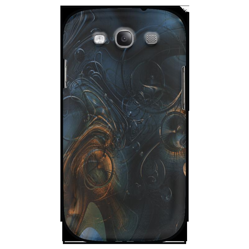 Чехол для Samsung Galaxy S3 Printio Стимпанк. абстракция чехол для samsung galaxy s5 printio стимпанк голова