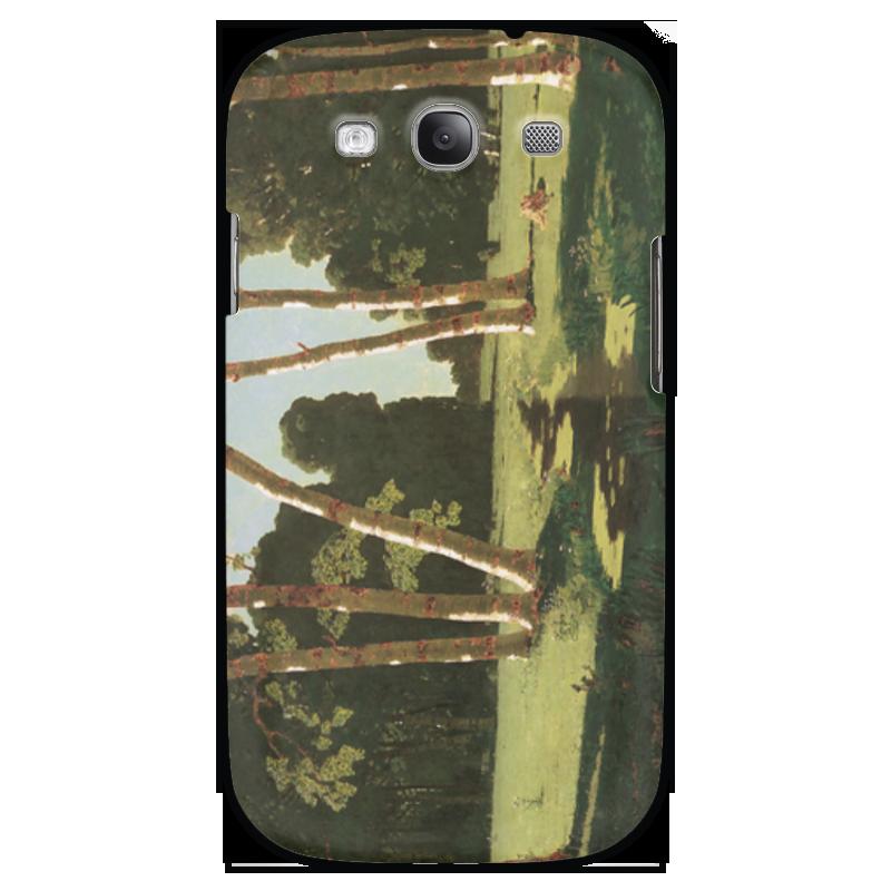 Чехол для Samsung Galaxy S3 Printio Берёзовая роща (картина архипа куинджи) чехол для blackberry z10 printio север картина архипа куинджи