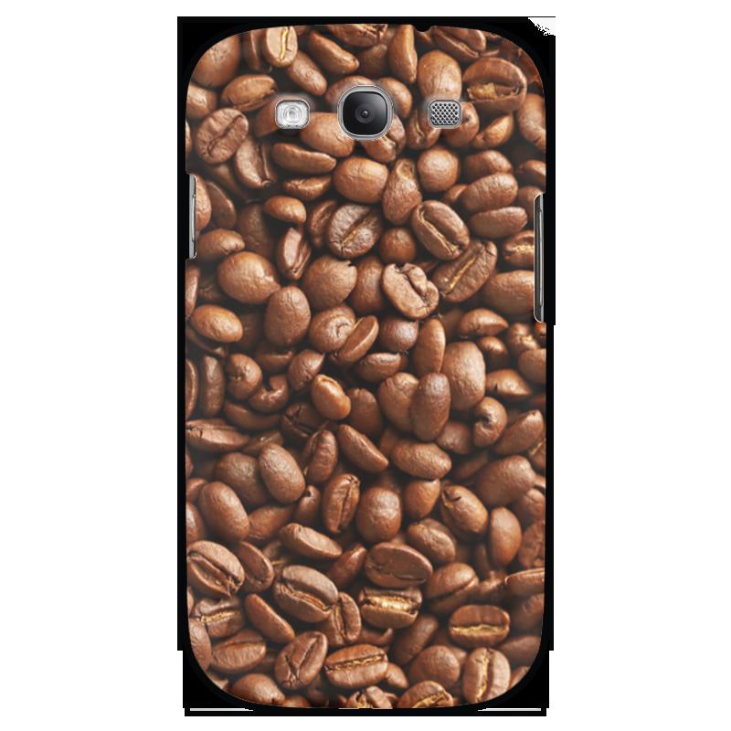 где купить Чехол для Samsung Galaxy S3 Printio Кофейные зерна по лучшей цене