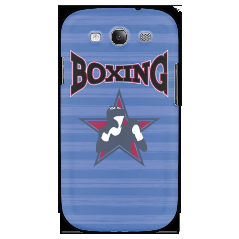 Чехол для Samsung Galaxy S3 Printio Боксер чехол для samsung galaxy s5 printio боксер