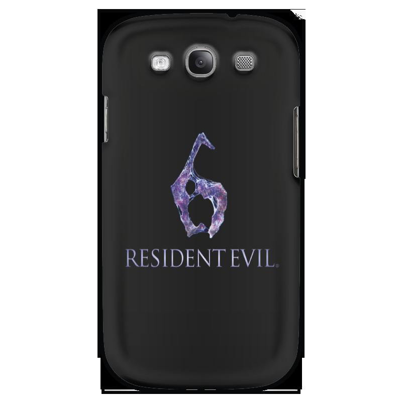 Чехол для Samsung Galaxy S3 Printio Resident evil 6 leader kids комбинезон утепл на подкладке первая зима бел гол р 74