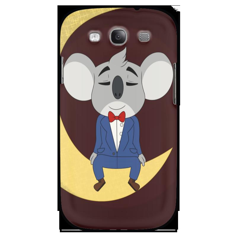 Чехол для Samsung Galaxy S3 Printio Бастер мун