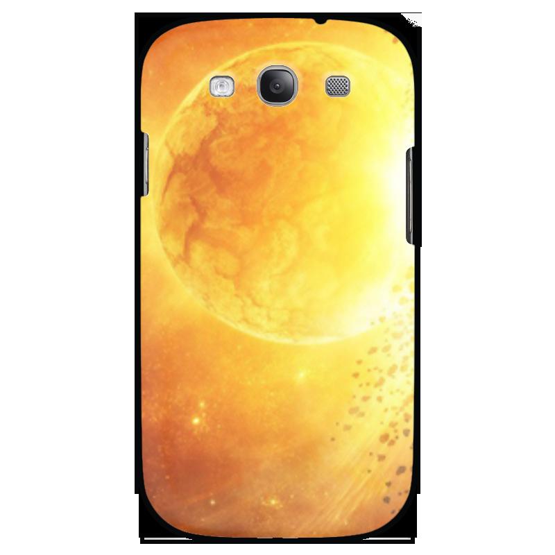 Чехол для Samsung Galaxy S3 Printio The sun чартер для всех