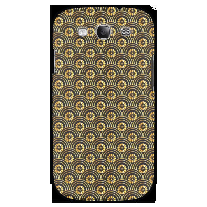 Чехол для Samsung Galaxy S3 Printio Узорный