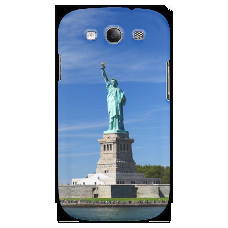 Чехол для Samsung Galaxy S3 Printio Статуя свободы наборы для поделок цветной алмазная мозаика статуя свободы
