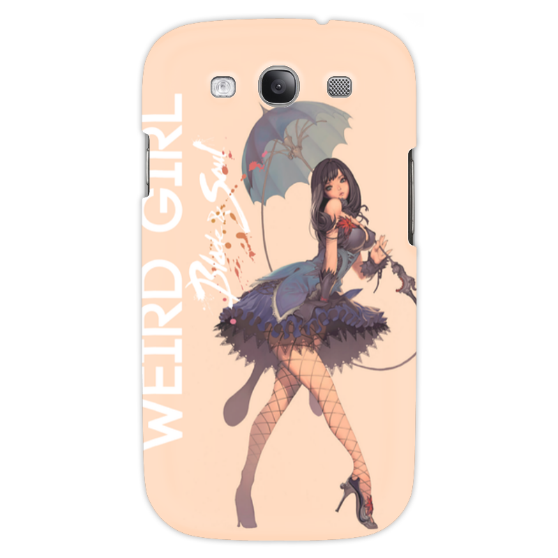 Чехол для Samsung Galaxy S3 Printio Blade & soul series джемпер brave soul brave soul br019ewulg38