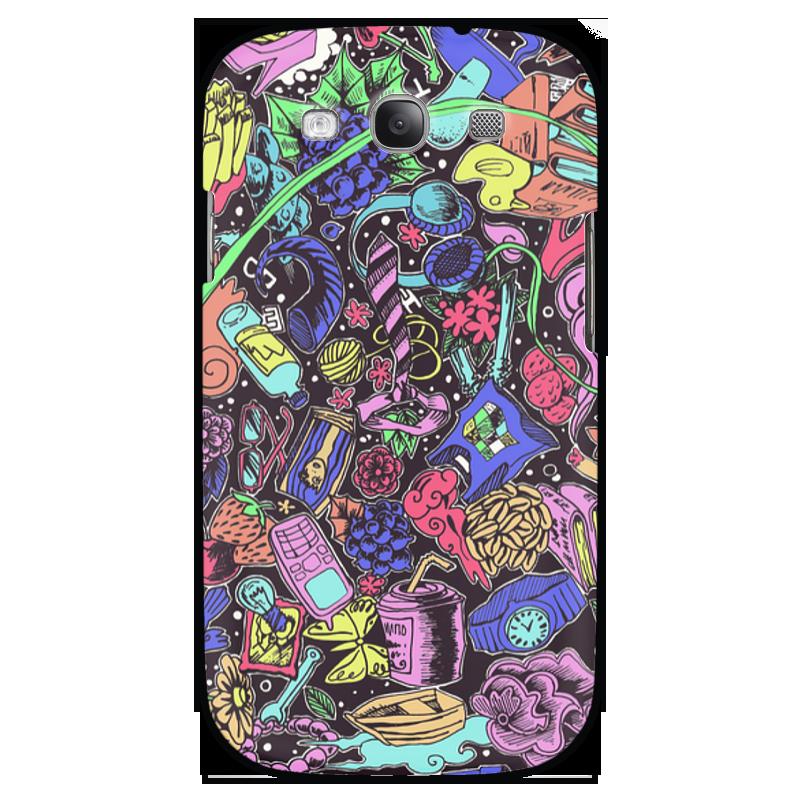 Чехол для Samsung Galaxy S3 Printio Мысли купить чехол для samsung galaxy s3 melkco