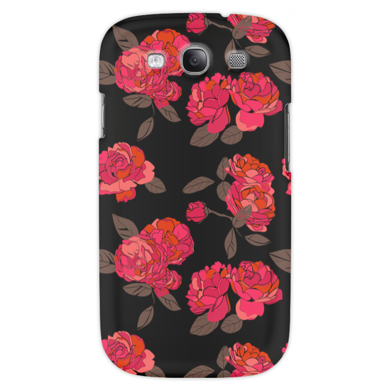 Чехол для Samsung Galaxy S3 Printio Ночной розарий набор для сока розарий