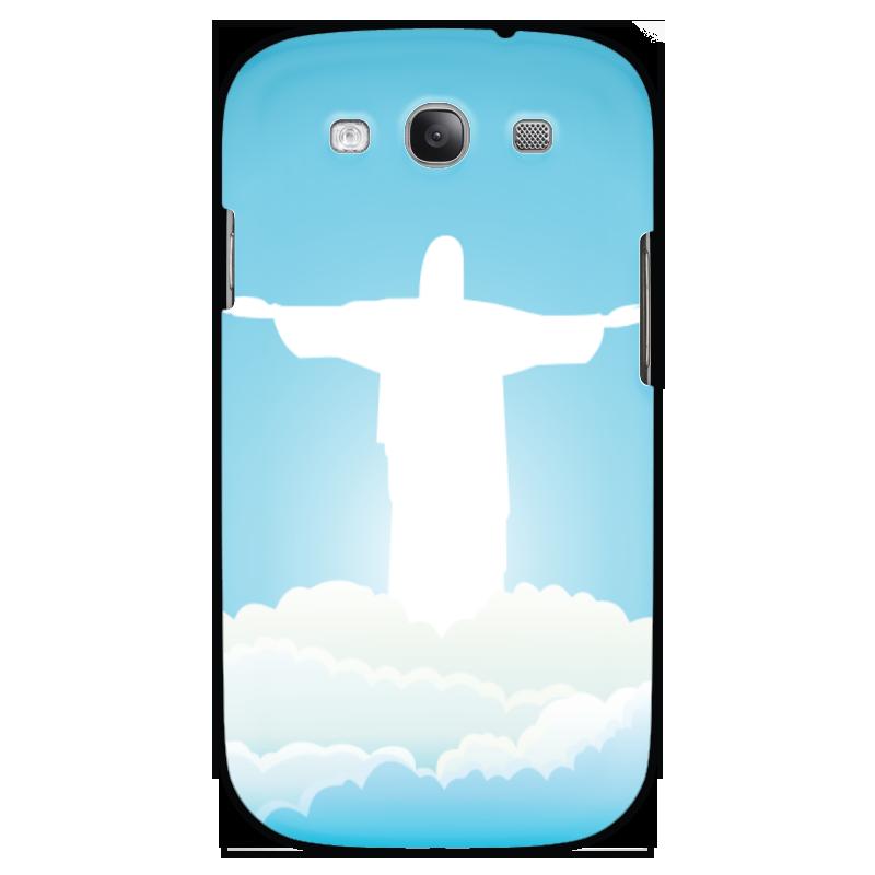Чехол для Samsung Galaxy S3 Printio Иисус христос чехол