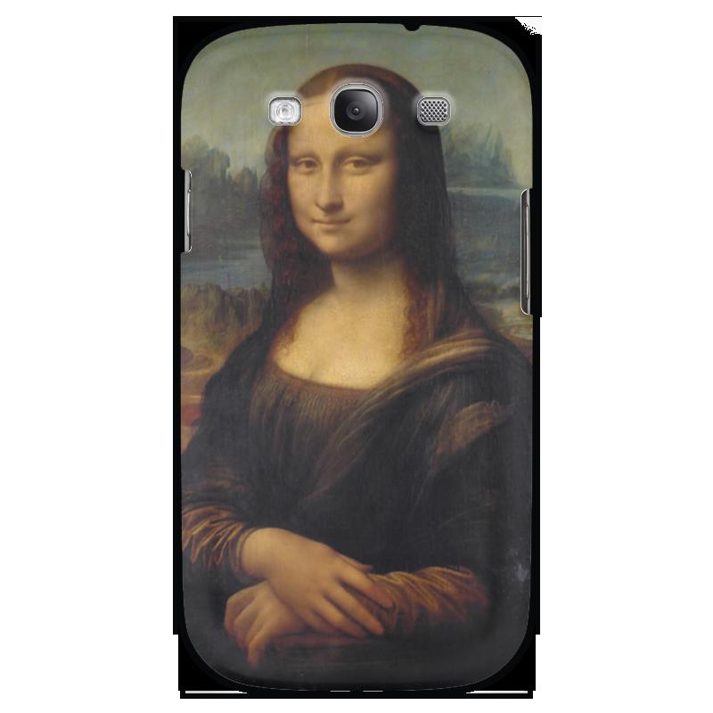 Чехол для Samsung Galaxy S3 Printio Мона лиза мона лиза 2 спальное наволочка 50х70 samui