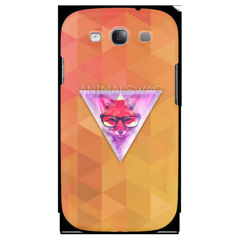 Чехол для Samsung Galaxy S3 Printio animalswag ii collection: fox чехол для samsung s8530 wave ii palmexx кожаный в петербурге