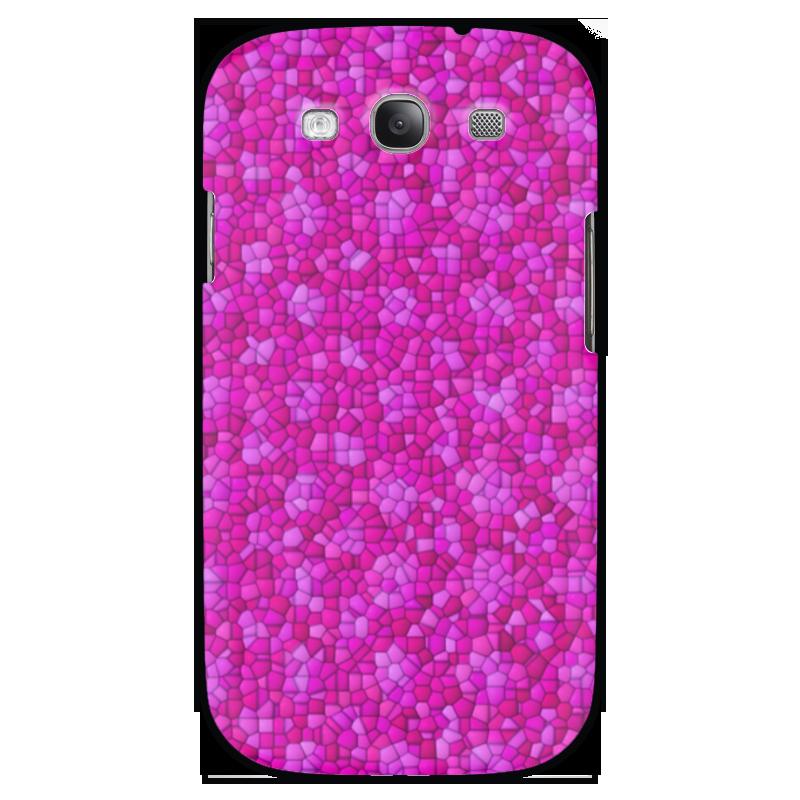 Чехол для Samsung Galaxy S3 Printio Purple чехол для samsung galaxy s3 printio doggy