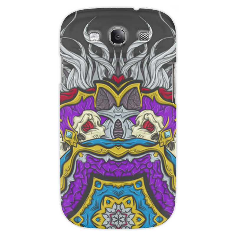 Чехол для Samsung Galaxy S3 Printio Мандала купить чехол для samsung galaxy s3 melkco