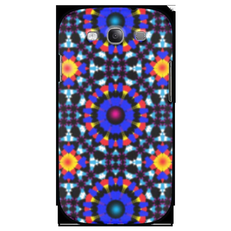 Чехол для Samsung Galaxy S3 Printio Ультрамарин купить чехол для samsung galaxy s3 melkco
