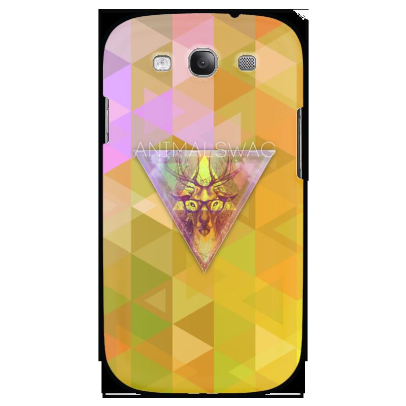 Чехол для Samsung Galaxy S3 Printio animalswag ii collection: deer чехол для samsung s8530 wave ii palmexx кожаный в петербурге
