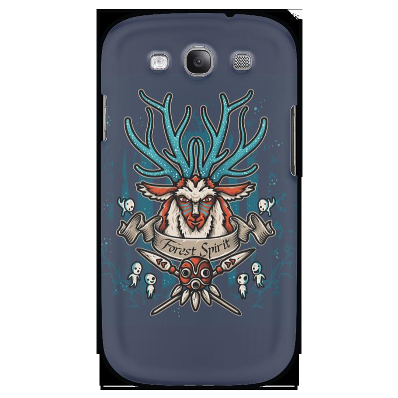 Чехол для Samsung Galaxy S3 Printio Forest spirit. лесной дух велотренажер spirit fitness xbr25 2017