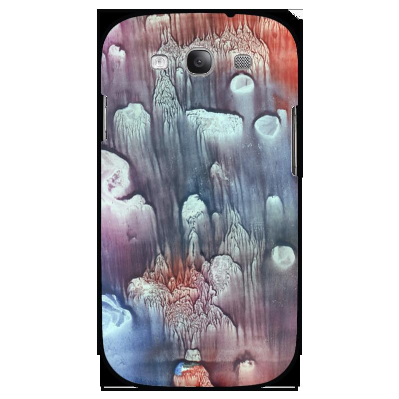 Чехол для Samsung Galaxy S3 Printio Акварелька купить чехол для samsung galaxy s3 melkco