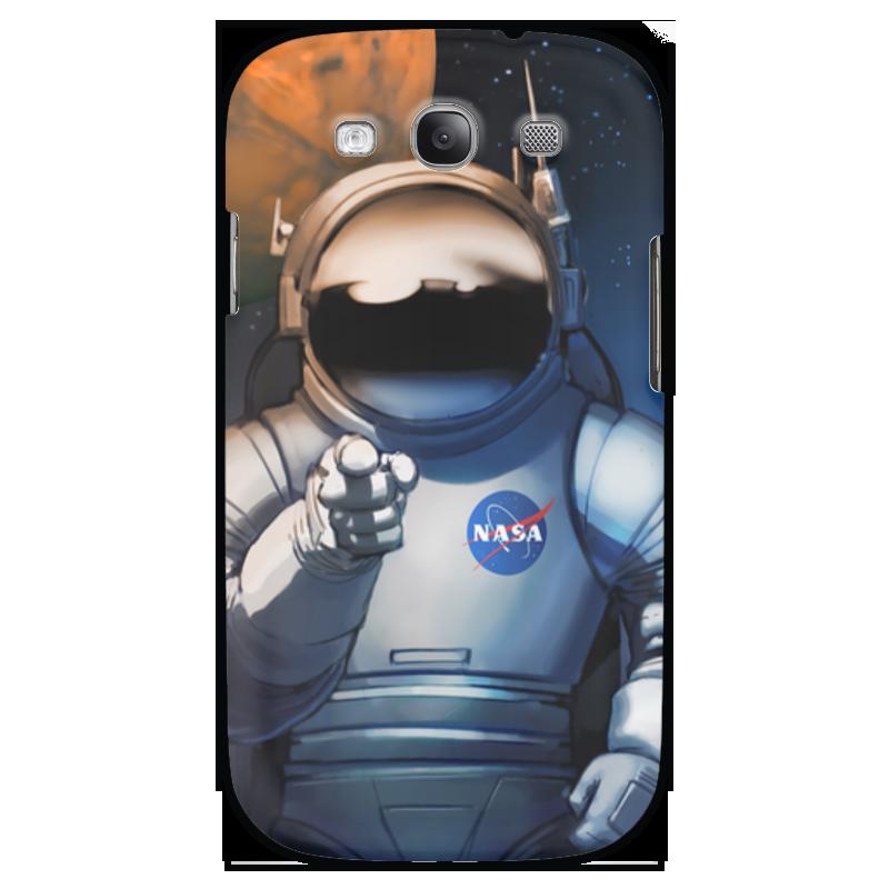 Чехол для Samsung Galaxy S3 Printio We need you!