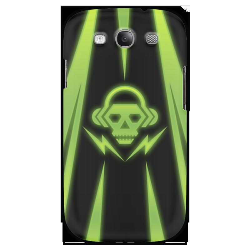 Чехол для Samsung Galaxy S3 Printio Skull чехол для samsung galaxy s3 printio череп художник