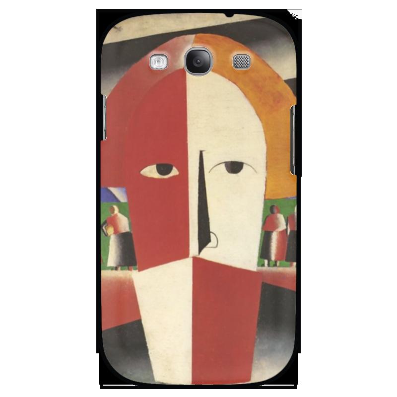 Чехол для Samsung Galaxy S3 Printio Голова крестьянина (казимир малевич) чехол для samsung galaxy s3 printio череп художник