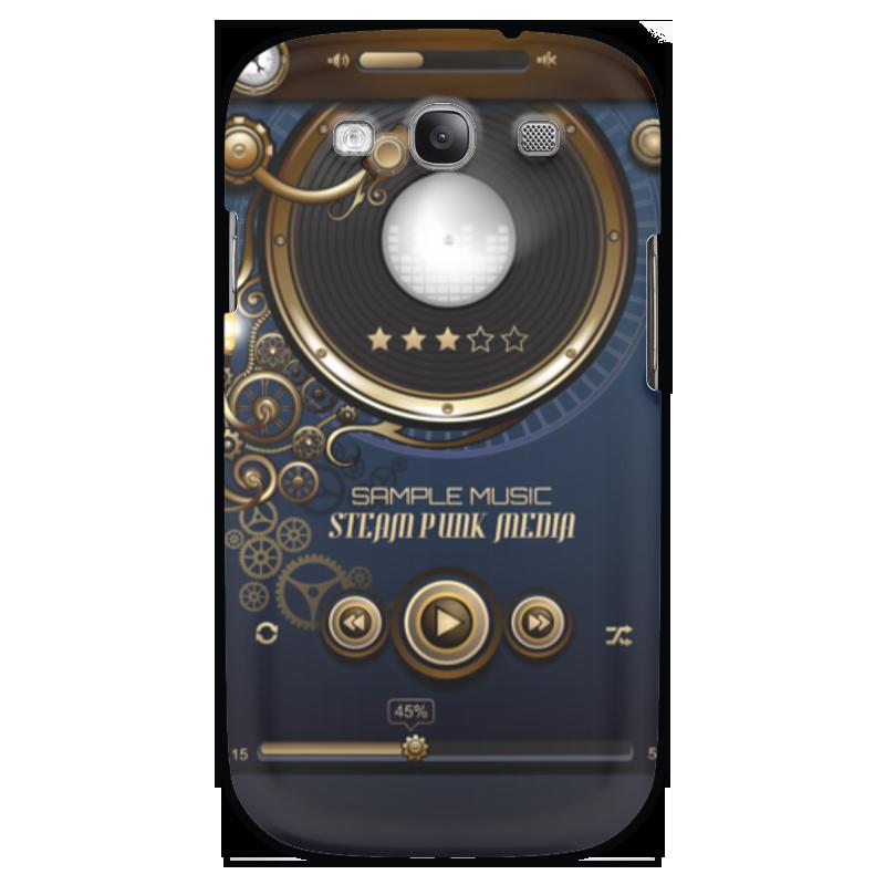 Чехол для Samsung Galaxy S3 Printio Стимпанк-музыка чехол для samsung galaxy s5 printio стимпанк голова