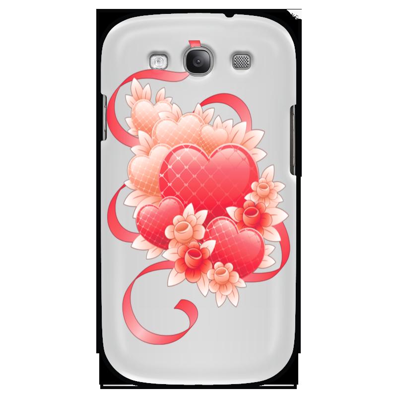 Чехол для Samsung Galaxy S3 Printio Любимой на 14 февраля original 14 8v 56wh 3785mah battery for s3 14 0 inch 00hw001 sb10f46439