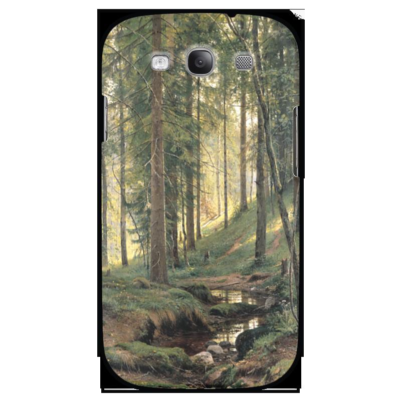 Чехол для Samsung Galaxy S3 Printio Ручей в лесу новый русский базар 1869 1898