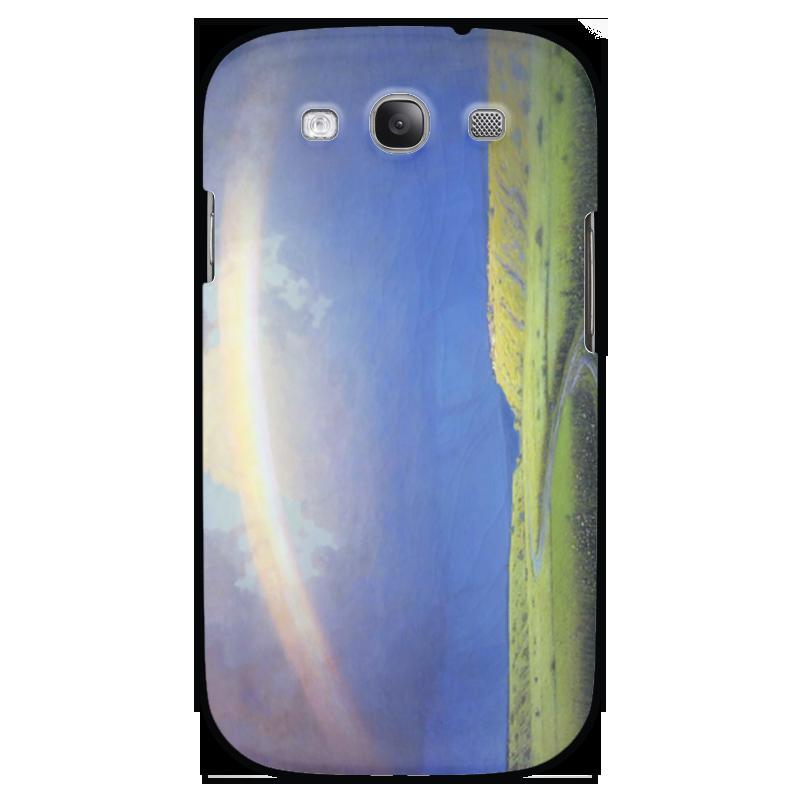 Чехол для Samsung Galaxy S3 Printio Радуга (картина архипа куинджи) чехол для blackberry z10 printio север картина архипа куинджи