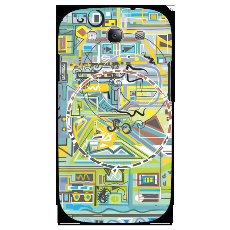 Чехол для Samsung Galaxy S3 Printio Березка купить чехол для samsung galaxy s3 melkco