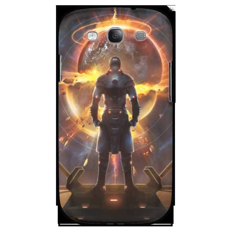 Чехол для Samsung Galaxy S3 Printio Starpoint gemini warlords