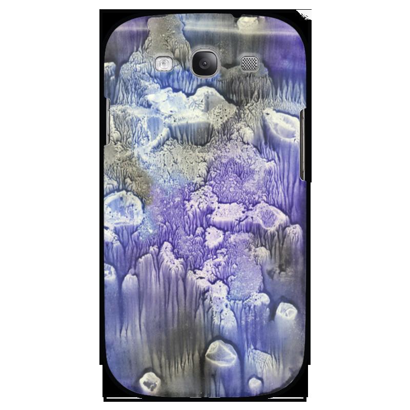 Чехол для Samsung Galaxy S3 Printio Акварелька