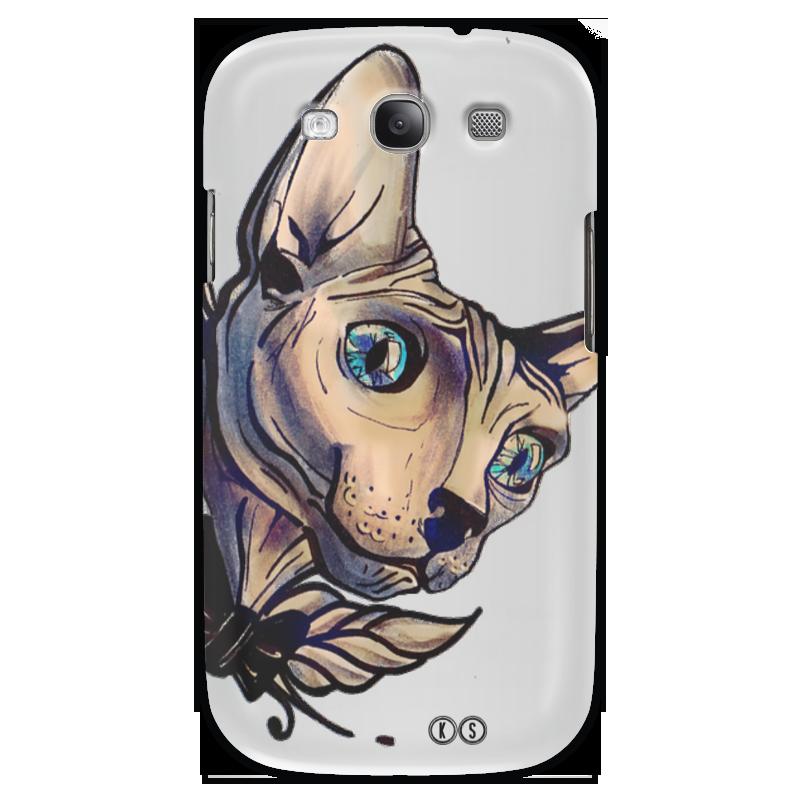 Чехол для Samsung Galaxy S3 Printio Mr. cox s3
