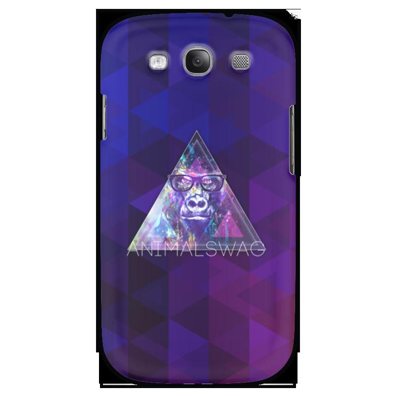 Чехол для Samsung Galaxy S3 Printio animalswag ii collection: gorilla чехол для samsung s8530 wave ii palmexx кожаный в петербурге
