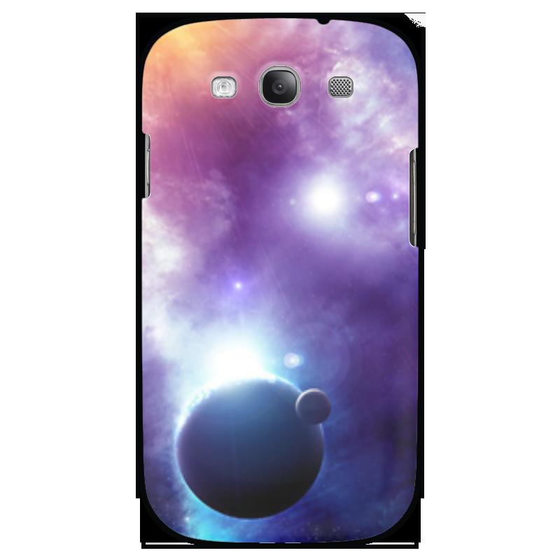 Чехол для Samsung Galaxy S3 Printio Universe увлекательный космос для самых маленьких