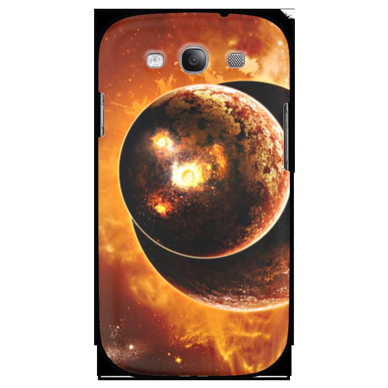 Чехол для Samsung Galaxy S3 Printio Наша вселенная чехол