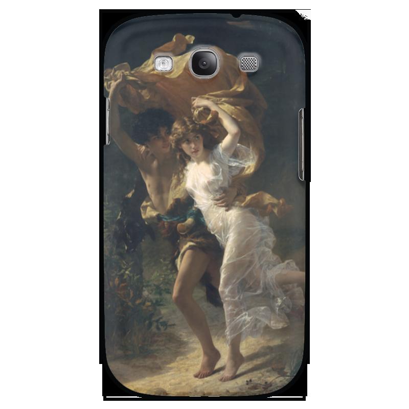 Чехол для Samsung Galaxy S3 Printio Буря (пьер огюст кот) чехол для samsung galaxy s5 printio буря пьер огюст кот