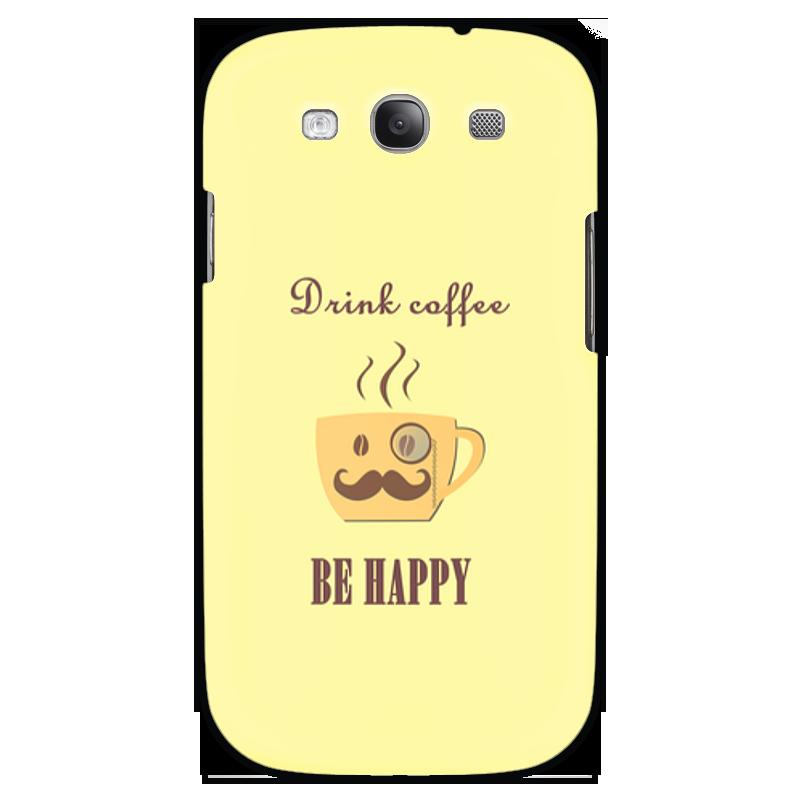 Чехол для Samsung Galaxy S3 Printio Be happy