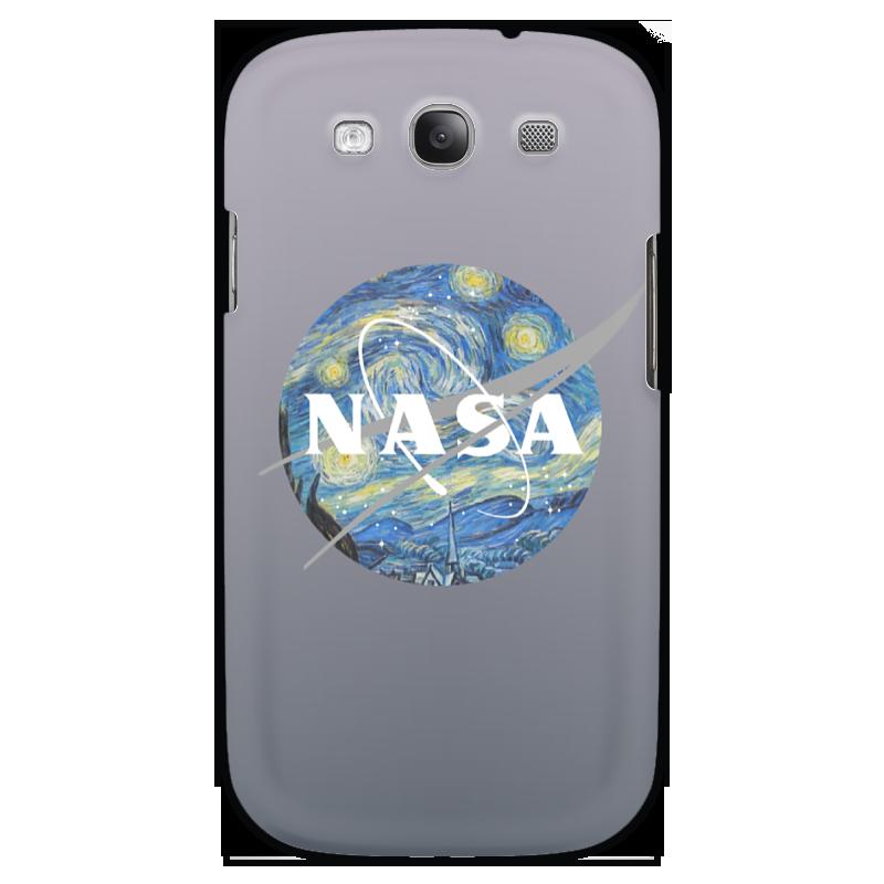 Чехол для Samsung Galaxy S3 Printio /nasa купить чехол для samsung galaxy s3 melkco