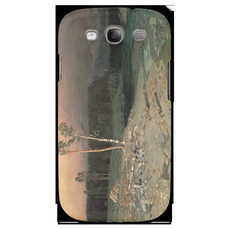 Чехол для Samsung Galaxy S3 Printio На острове валааме (картина архипа куинджи) чехол для blackberry z10 printio север картина архипа куинджи