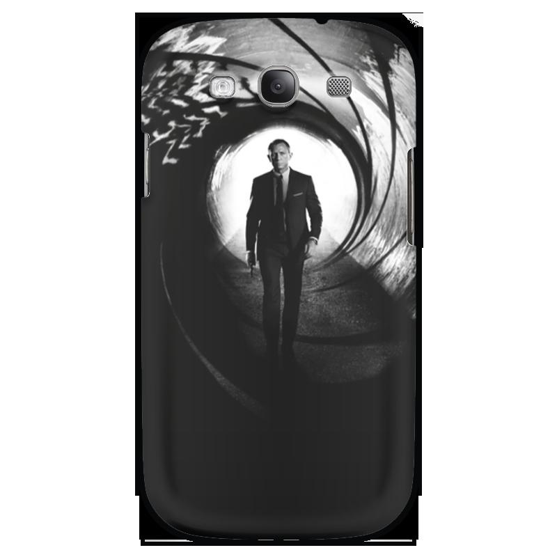 Чехол для Samsung Galaxy S3 Printio Skyfall 007