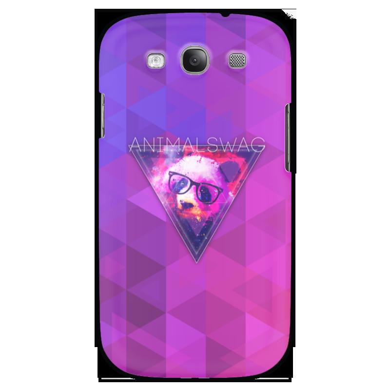 Чехол для Samsung Galaxy S3 Printio animalswag ii collection: panda чехол для samsung s8530 wave ii palmexx кожаный в петербурге