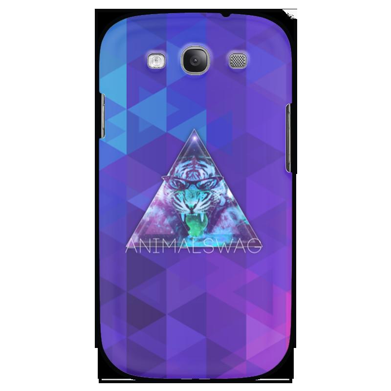 Чехол для Samsung Galaxy S3 Printio animalswag ii collection: tiger чехол для samsung s8530 wave ii palmexx кожаный в петербурге