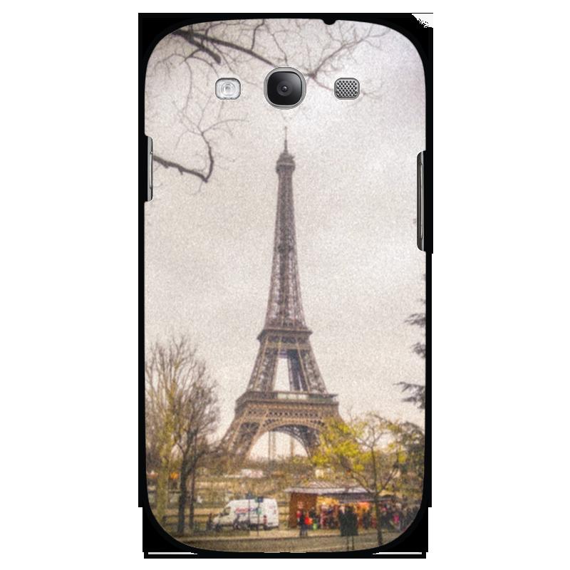 Чехол для Samsung Galaxy S3 Printio Эйфелева башня/tour eiffel