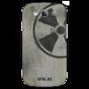 """Чехол для Samsung Galaxy S3 """"Логотип-трафарет"""" - сталкер, тёмная душа"""