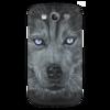 "Чехол для Samsung Galaxy S3 ""Хаски"" - арт, стиль, dog, eyes, blue, husky"