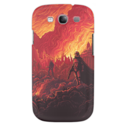 "Чехол для Samsung Galaxy S3 ""Звездные войны"" - звездные войны, фантастика, кино, дарт вейдер, star wars"