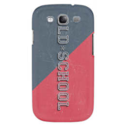 "Чехол для Samsung Galaxy S3 ""Old School Style"" - арт, style, стиль, олд скул, old school"