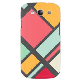 "Чехол для Samsung Galaxy S3 ""Модерн"" - узор, стиль, орнамент, абстракция, модерн"