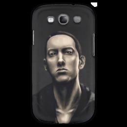 "Чехол для Samsung Galaxy S3 ""Eminem Art"" - арт, eminem, эминем"