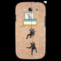 """Чехол для Samsung Galaxy S3 """"Ну погоди"""" - арт, ну погоди"""